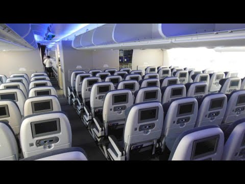 An Inside Look at British Airways' Brand-New A350