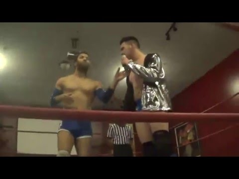 PCW - March 5, 2016 (part 1) Chris Henry & Jaden Newman vs. The Much Hate Malitia