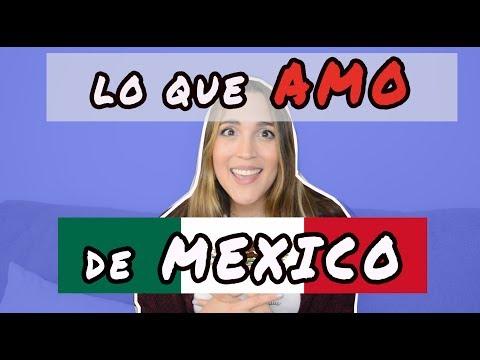 LO QUE AMO DE MEXICO - VENEZOLANA EN MEXICO