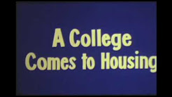 A College Comes to Housing (1946)