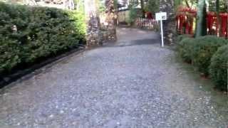 揚輝荘 2 名古屋の人気スポット・覚王山の一画にある歴史ある邸宅。