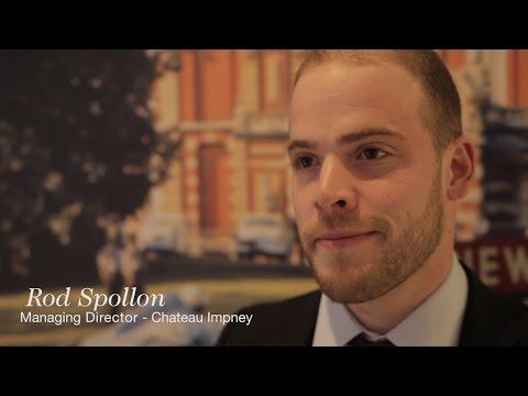 Rod Spollon Interview [Chateau Impney]