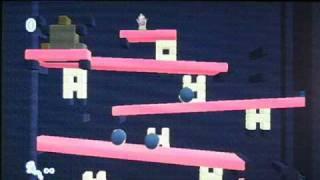 8-Bit Video Games Recreated In Boom Blox Wii