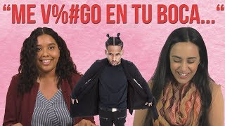 Mujeres Reaccionan A S De Bryant Myers