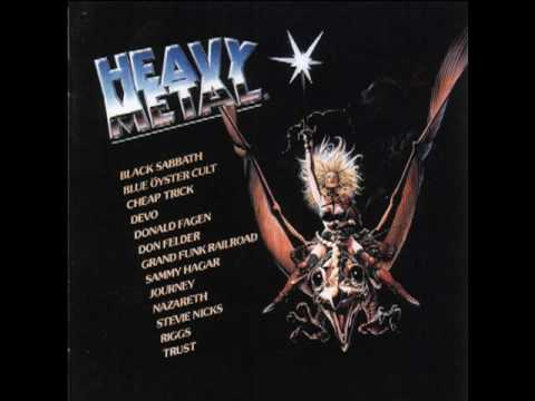 HEAVY METALSammy HagarHeavy Metal