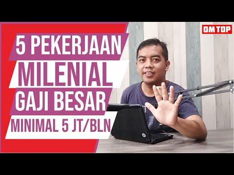 5-pekerjaan-milenial-bergaji-besar-minimal-5-juta-per-bulan
