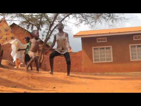 Ghetto Kids Uganda dancing to SORRY by Justin Bieber African Version