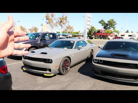 2019 CHALLENGER HELLCAT FIRST LOOK