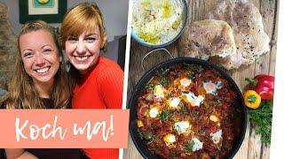Shakshuka - What!? Israelisch Kochen mit Eva Schulz | Koch ma!