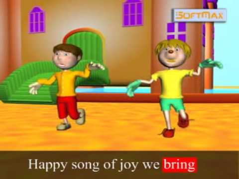 KIDS WELCOME SONG