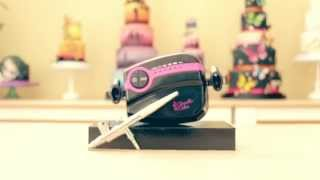 how to set up your airbrush compressor kit by clairella cakes