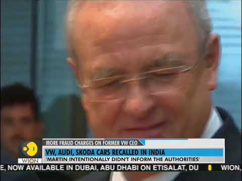 WION Wallet: Former VW CEO charged with fraud in Germany, may face 10 yrs of imprisonment
