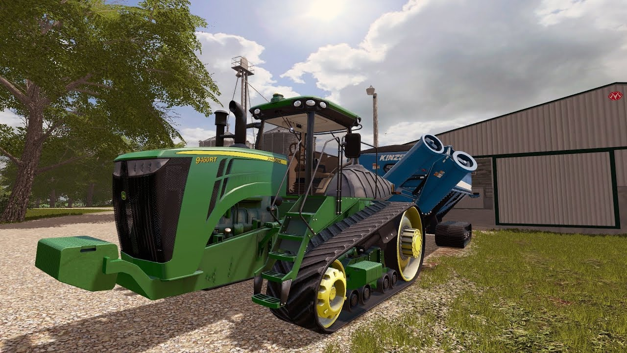 Iowa Farms Fs17 - #GolfClub