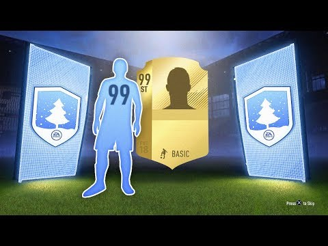 INSANE WALKOUT! - DAY 2 FUTMAS SBC (CHEAP 45k PACK!) - FIFA 18 Ultimate Team