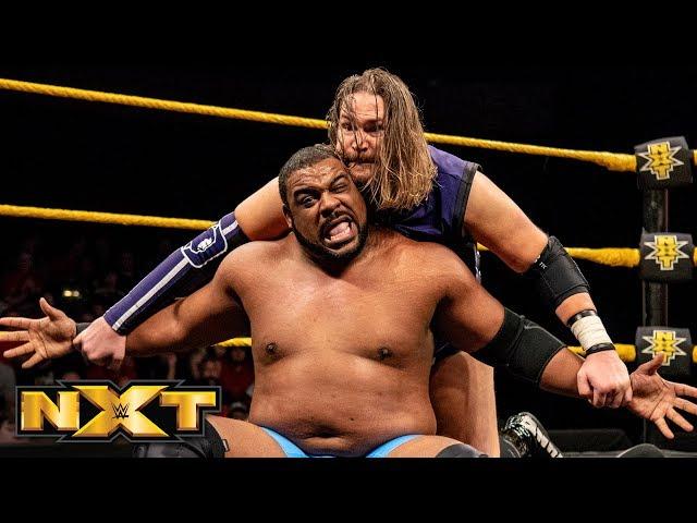 Keith Lee vs. Kassius Ohno: WWE NXT, Jan. 16, 2019