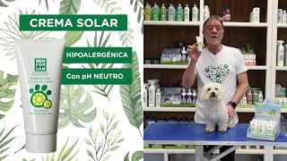 Vídeo: Protector Solar para perros 50ml