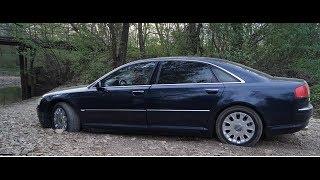 Audi A8 D3 Long #4 Ремонт Не Оправдал Ожиданий Авоська