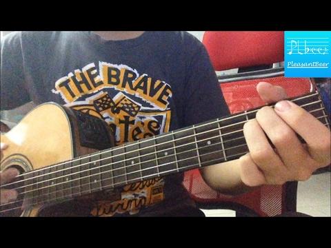 Klear - พันหมื่นเหตุผล Guitar Cover l PleasantBeer
