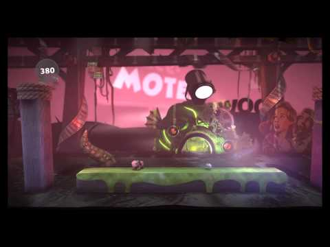 how to make a controllable sackbot in lbp3