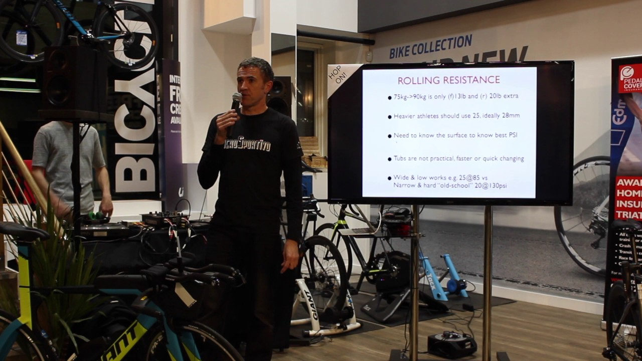 Triathlon Bike Technology Development: Joe Beer - YouTube