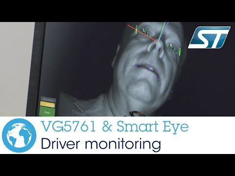 VG5761: Driver Monitoring System With SmartEye
