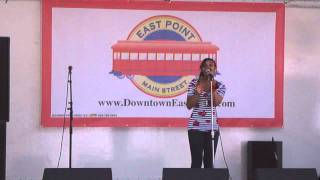 "A Taste of Atlanta - East Point ""Pennies from Heaven"" - Billie Holliday"