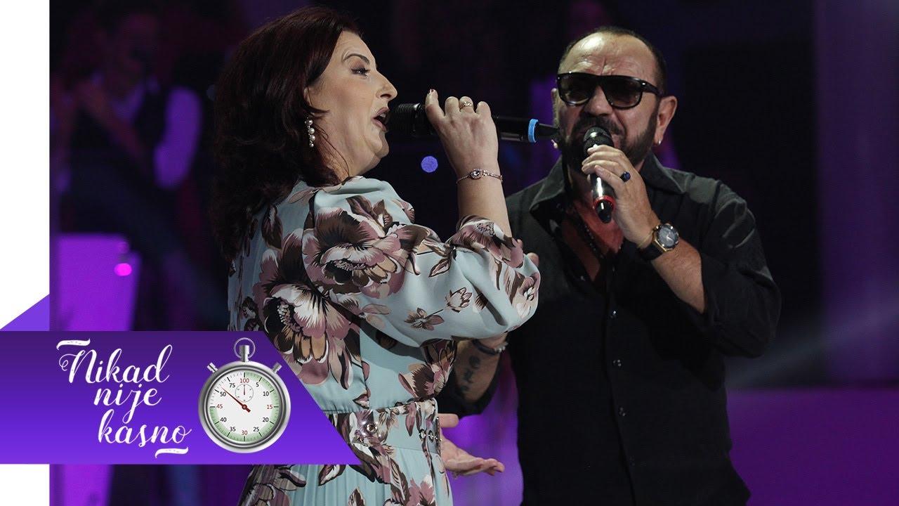 Adela Turkic i Mile Kitic - Mi se volimo - (live) - NNK - EM 32 - 28.06.2020