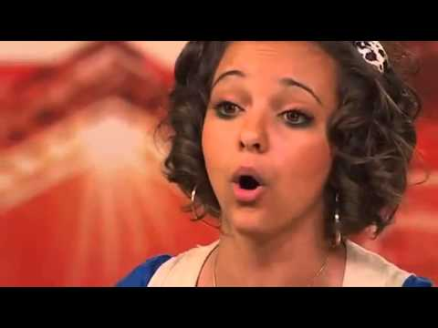 Jade Thirlwall Audition 2008