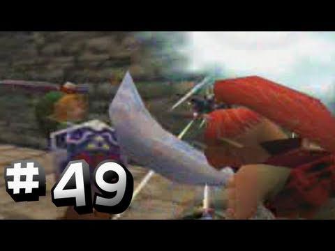Zelda: Ocarina of Time   Part 49 - Hero of Thieves!