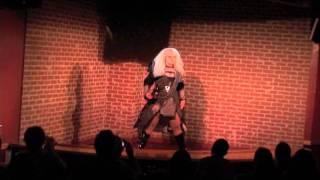 Klingon Striptease Star Trek Burlesque: Angel Burlesque