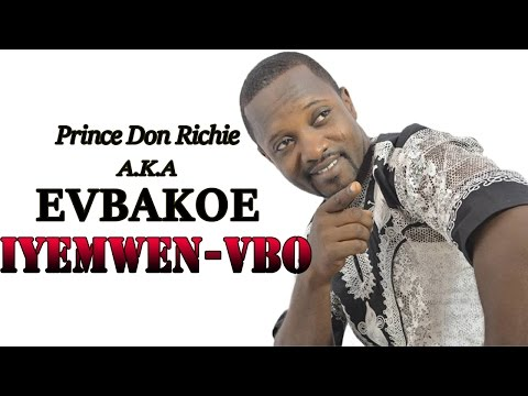 Edo Music Video: Iyemwen-Vbo by Don Richie Evbakoe