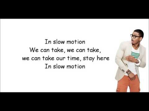 Trey Songz   Slow Motion lyrics