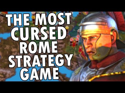 This Might Be The Worst Ancient Rome Grand Strategy Game