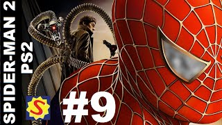 Spider-Man 2 - PS2 - 9/10 - Black Cat Conclusion