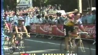 1991 ツール・ド・フランス 第22ステージ (落車)