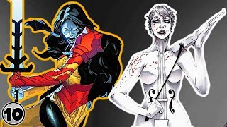 Top 10 Scary Alternate X-Men Stories