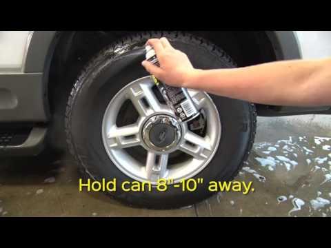 Stoner More Shine for Tires Aerosol