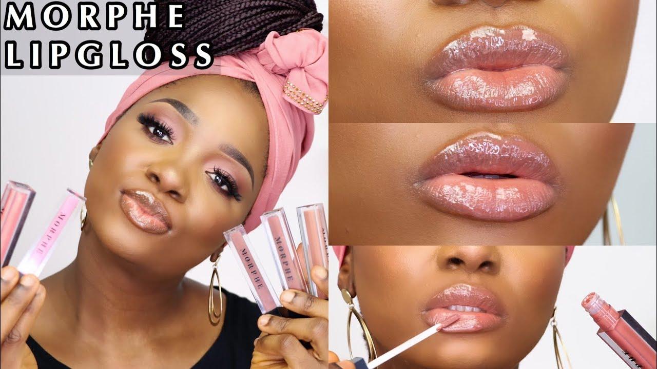Best Morphe Lipgloss On Dark Skin Try On Youtube Jeffree star x morphe artistry palette new! best morphe lipgloss on dark skin try on