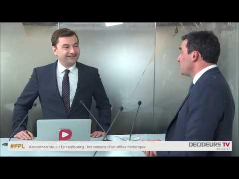 Assurance vie au Luxembourg : les raisons d'un afflux historique