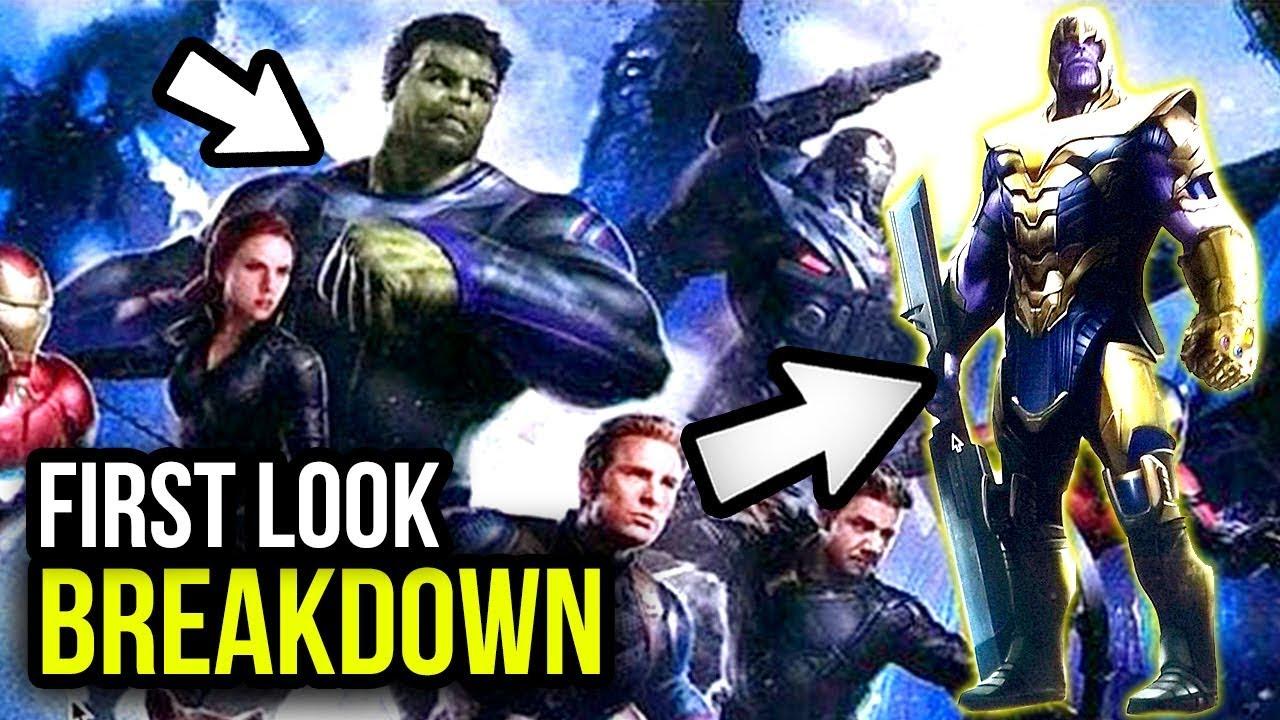 Avengers 4 Concept Art Captain America