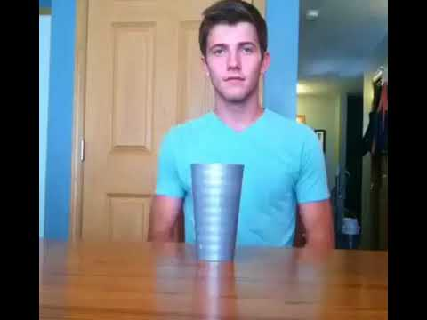 Well, That's Bad! (Cup Song Guy) (Funny)