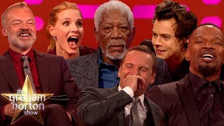 connectYoutube - BEST MOMENTS of Season 21 on The Graham Norton Show