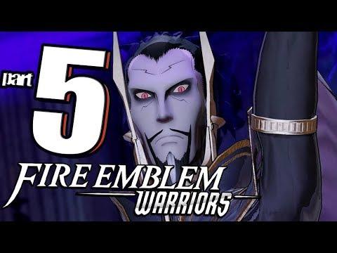 Fire Emblem Warriors - Walkthrough Part 5 Hidden Strength (English) co op Gameplay!