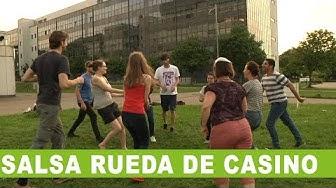 Salsa Rueda de Casino - Campus TV Uni Bielefeld (Folge 123)