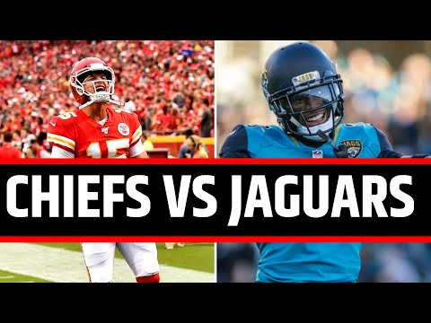 Kansas City Chiefs Vs Jacksonville Jaguars | NFL Week 1 Live Stream Chat