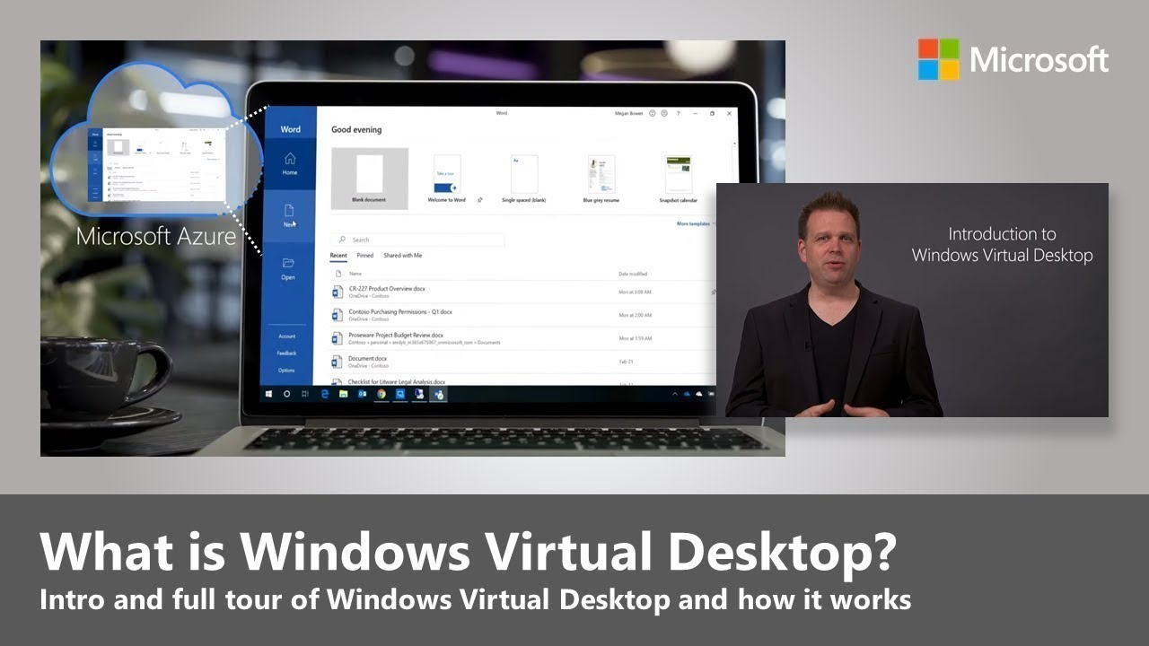 Windows Virtual Desktop Pilot Started