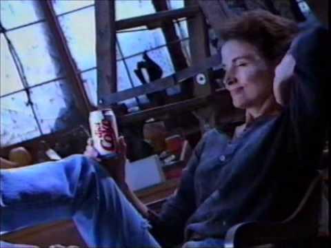 1993 Diet Coke Commercial - Taste it All - YouTube