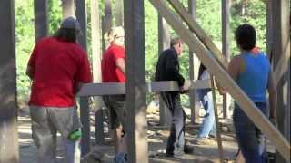 Idyllwild Building A Playground.