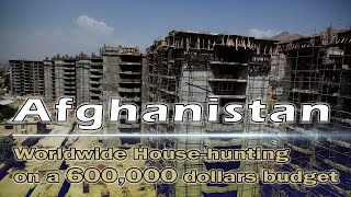 Home buying worldwide: An Afghan businessman's luxury apartment in central Kabul