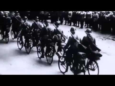 The Belfast Blitz narrated Amanda Burton